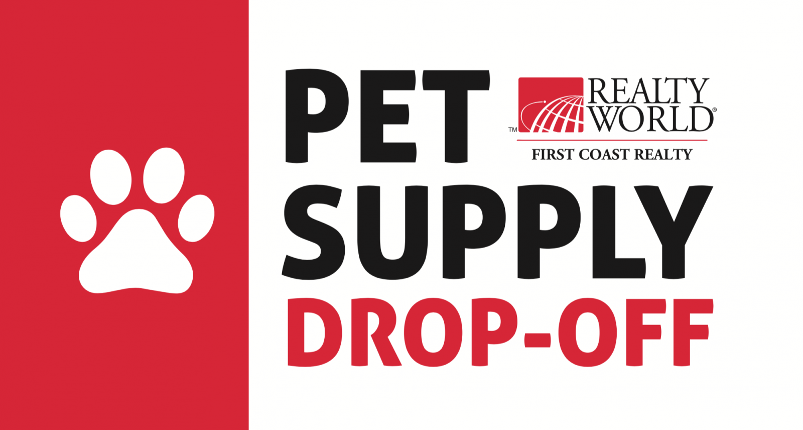 Pet Supply Drop Off