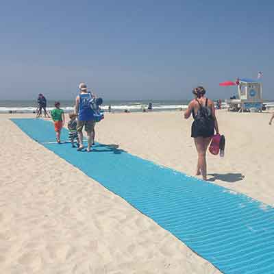 Beach Access Mat