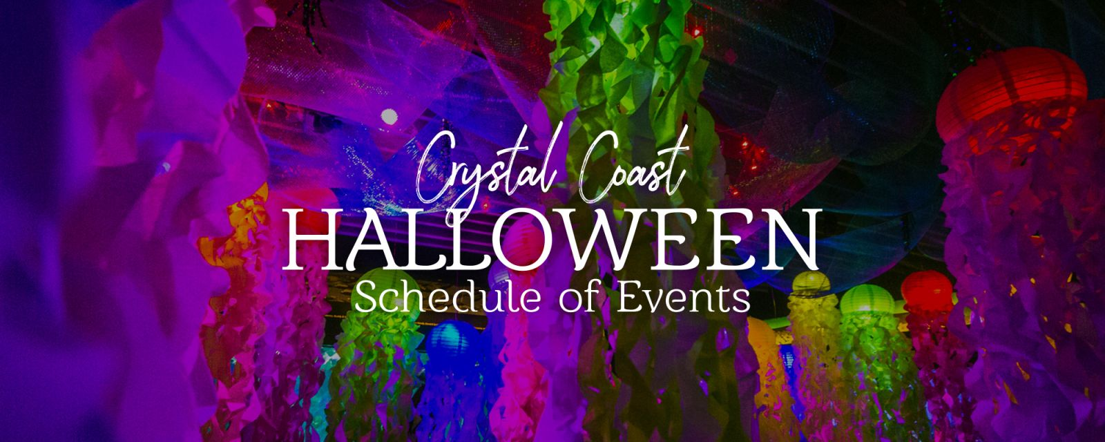Crystal Coast Halloween Events