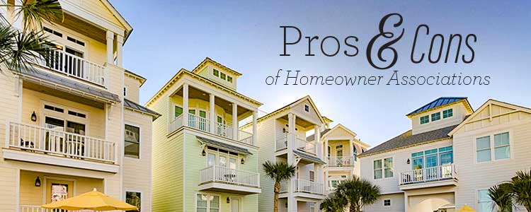 14 Pros & Cons to Having An HOA