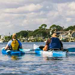 Outdoor Lifestyle along The Crystal Coast
