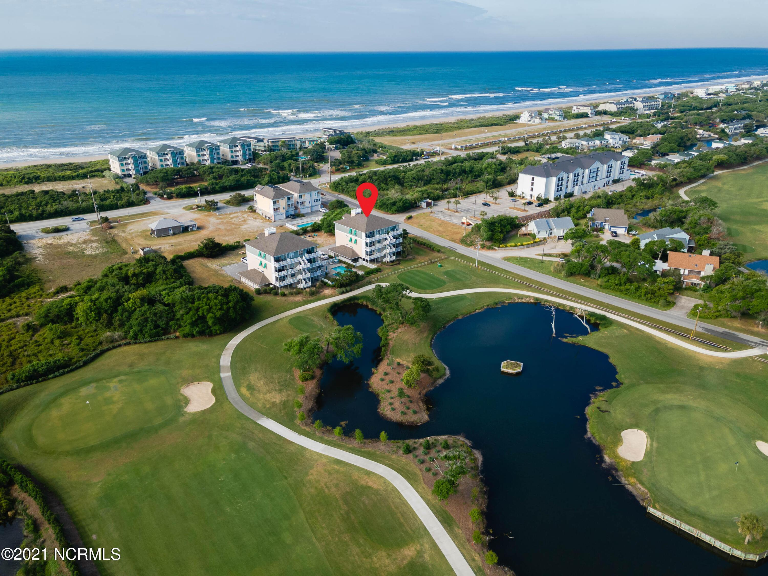 112 Oakleaf Drive 902a, 100266402, Pine Knoll Shores, Condo,  for sale, Realty World - First Coast Realty